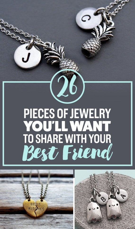 26 Pieces Of Jewelry You Ll Want To Share With Your Best Friend