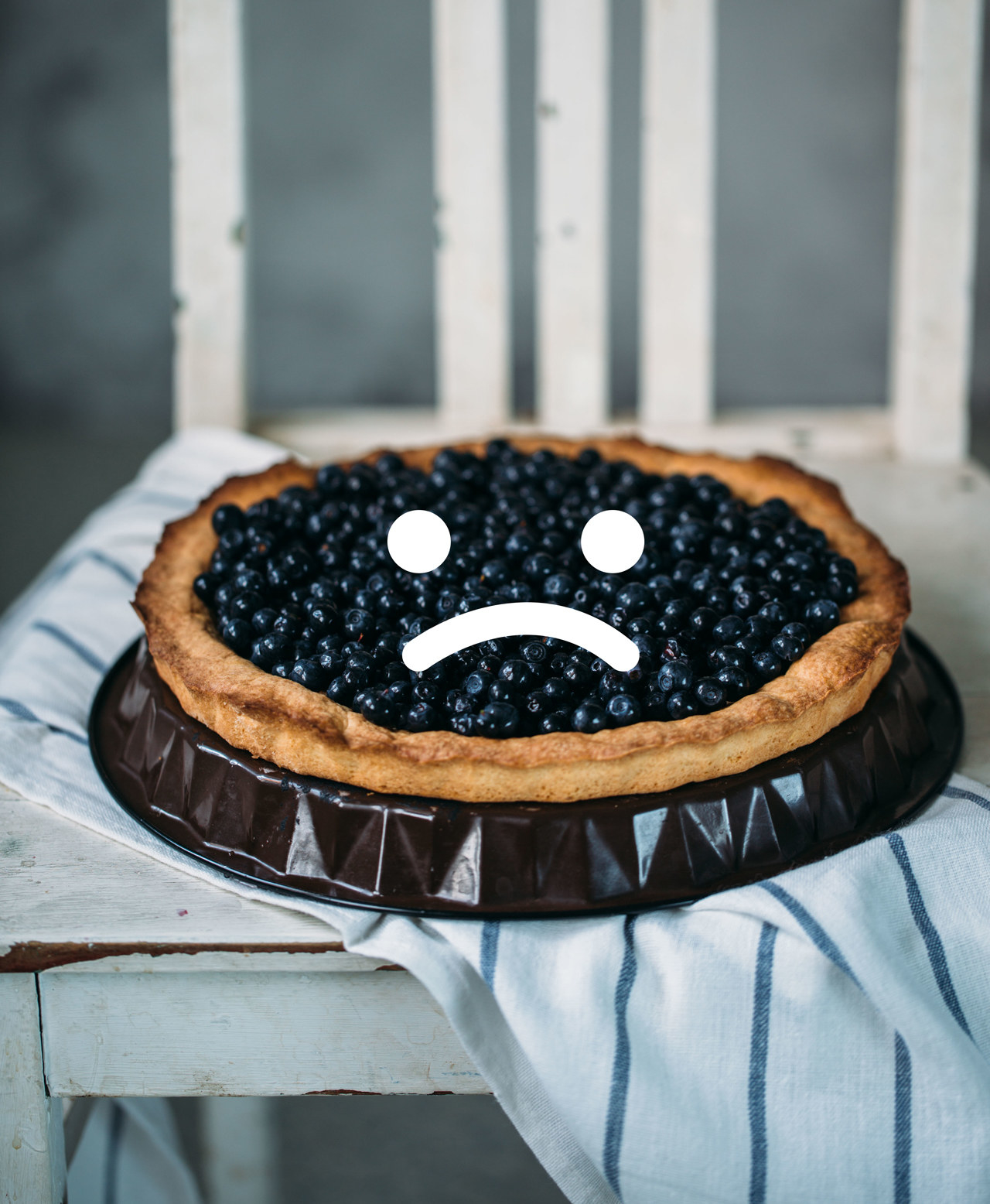 Hey, Have You Ever Heard Of Blueberry Pie Or Nah?