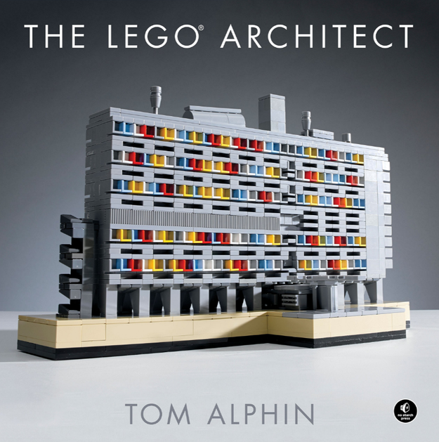 A book for anyone who loves Legos, architecture, or those Lego architecture sets.