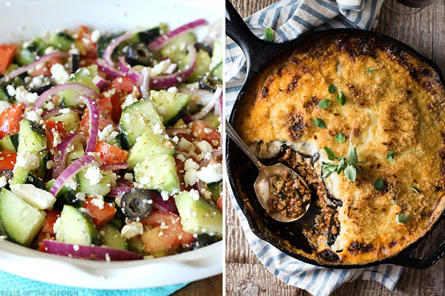 12 Easy And Delicious Greek Dishes You Should Eat Asap