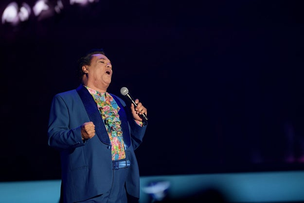 Crazy World We Live: Mexican Singer Juan Gabriel Dies At 66