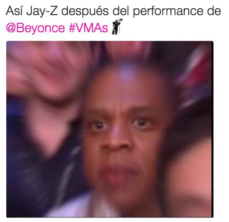 Pero nadie la pasó peor que Jay-Z.