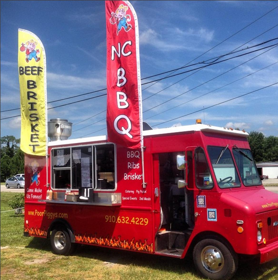 Carolina Meats Food Truck