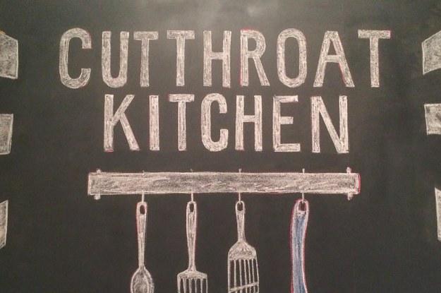 "22 ""Cutthroat Kitchen"" Tumblr Posts That'll Make You Pee ..."