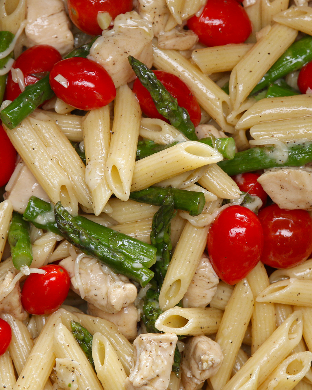 This Easy Pasta Dish Is Going To Make Your Heart Sing