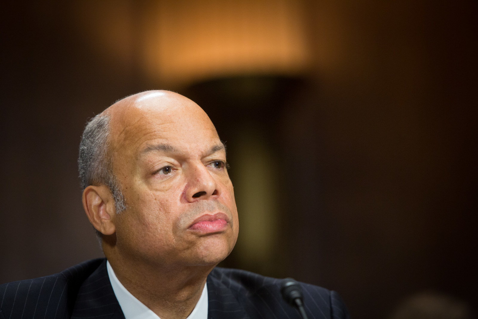 Homeland Security Chief Concerned Hackers Could Infiltrate Voting System