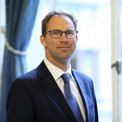 Foreign Office minister Tobias Ellwood.