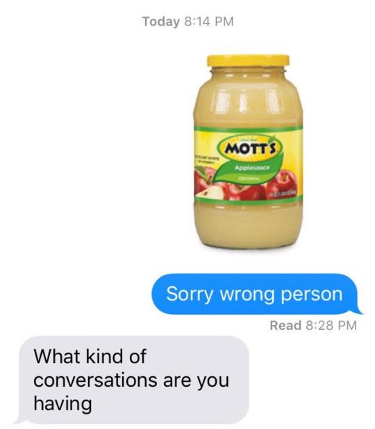 Mott's: