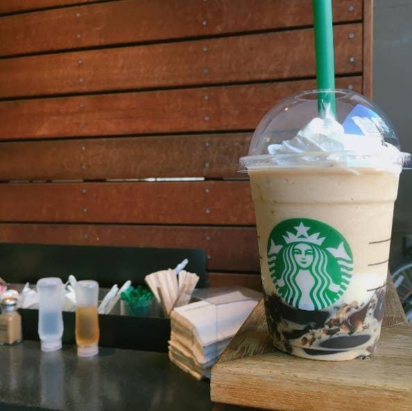 Starbucks Coffee Frappuccino Flavors