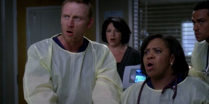 """U.K. band Snow Patrol's 2006 alt rock number was prominently featured in the season two finale of Grey's Anatomy and was later covered by cast members Sara Ramírez, Kevin McKidd, and Chandra Wilson in the polarizing season eight episode """"Song Beneath the Song,"""" which featured covers of many songs."""