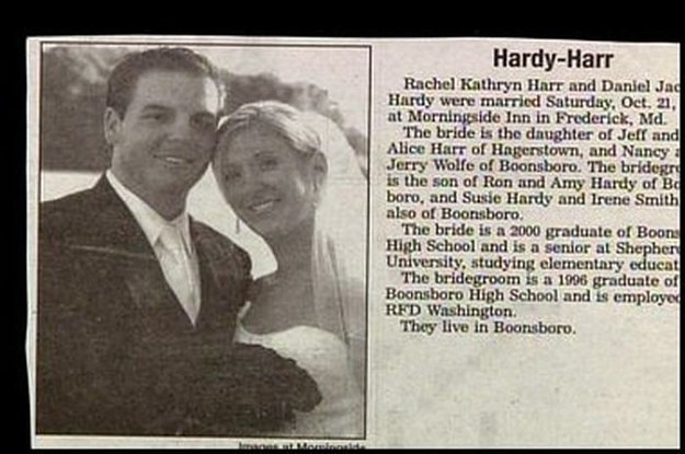 New York Times Wedding Announcement.Is This A Real New York Times Wedding Announcement
