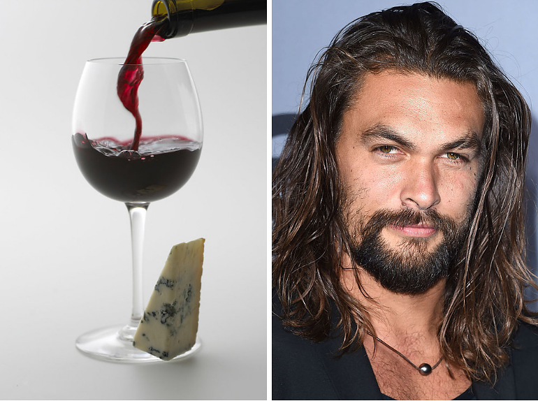 What Do You Love More: Wine Or Hot Men