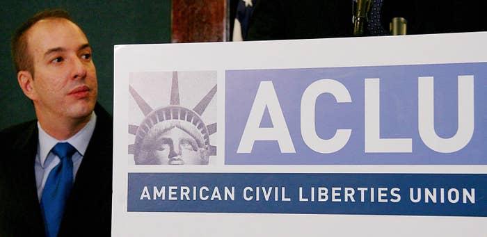 ACLU Executive Director Anthony Romero