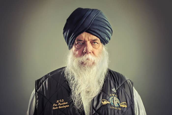 """We wanted to emphasise that in a way that shows the beauty, diversity and incredible experiences of Sikhs across the United States while educating the broader American public."""