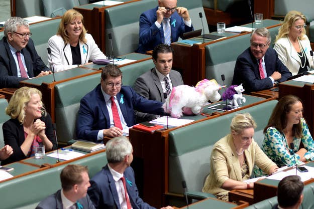 No More Funny, Just Business: Labor MPs Banned From Using
