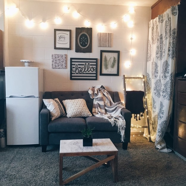 14 Amazingly Decorated Dorm Rooms That Just Might Blow  ~ 202232_Dorm Room Ideas Buzzfeed