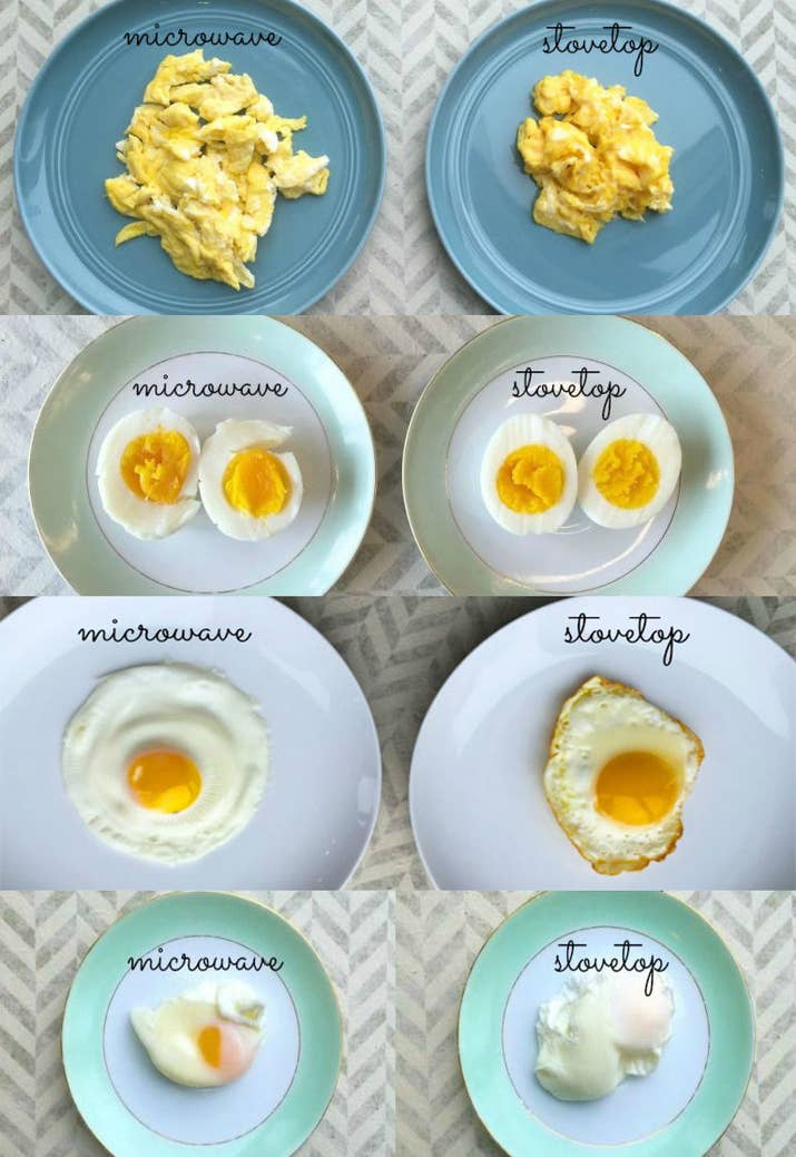 Make Your Eggs Scrambled Poached Hard Boiled And Even Fried