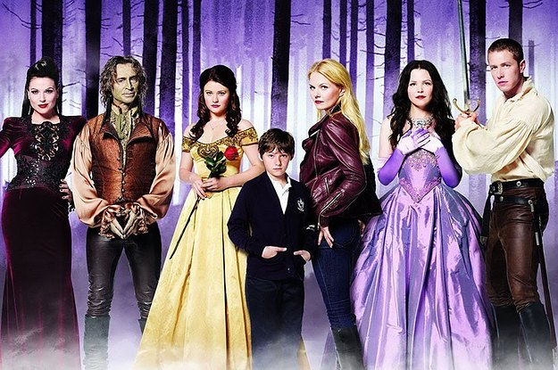 """Which """"Once Upon A Time"""" Cast Member Are You?"""
