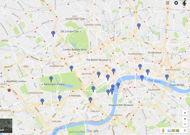 Y procura siempre descargar el mapa de la zona en la que estarás para poder verlo offline.