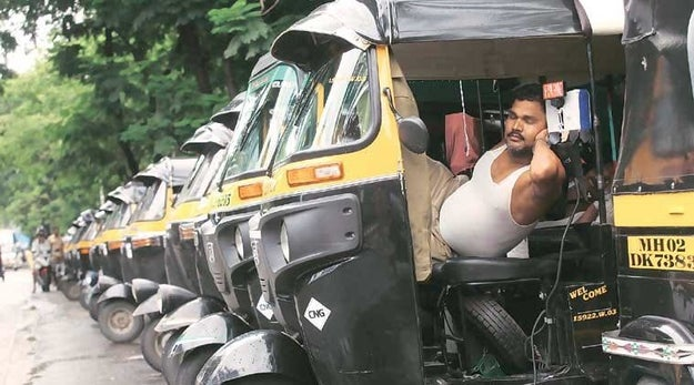 He recently uploaded a Facebook status stating how when travelling to work he approached several auto rickshaws, but every one of them said no, some not even giving him a reason.