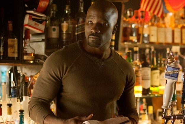 Marvel's Luke Cage - Temporada 1.