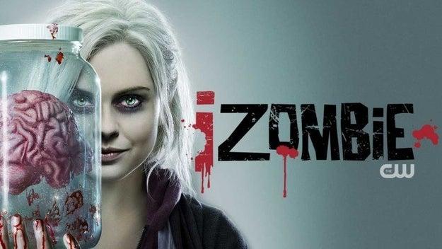 iZombie - Temporada 1.