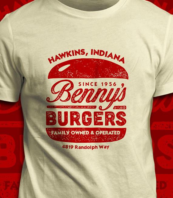 Sabes que Benny merecía más que esa rápida muerte y qué mejor que esta playera para recordarlo ($347).