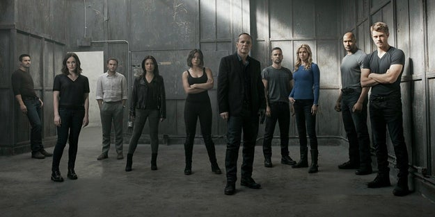 Marvel's Agents of S.H.I.E.L.D - Temporada 3.