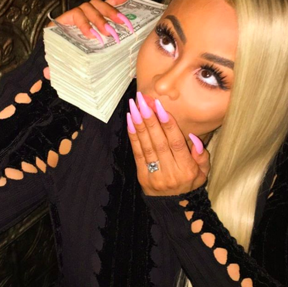 14 Things We Learned From Blac Chyna's First Big Interview