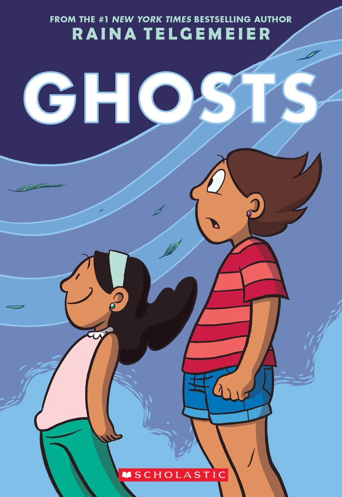 Catrina and her family are moving to northern California, a decision she's not happy about. But Maya, her little sister, has cystic fibrosis and the cooler air and sea views will be a nice change for her. As the sisters explore the new scenery, they learn that there are ghosts in their new hometown of Bahía de la Luna. Maya is determined to meet one but Cat wants nothing to do with ghosts. As the time of year approaches when the ghosts reunite with loved ones, Cat must learn to push fear aside for her sister – and for herself.