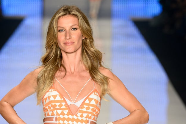 Forbes has released its annual list of the top-earning models and surprise, surprise, Gisele Bündchen is in the No. 1 slot with an absolutely insane sum of $30.5 million.