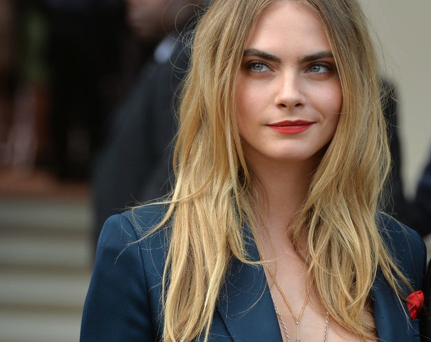 Cara Delevingne has also turned her attention to acting, but made the No. 7 spot with $8.5 million.