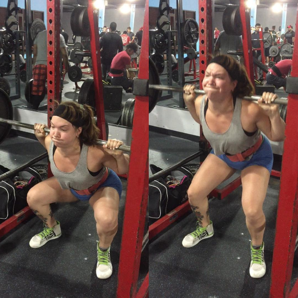 This 21-Year-Old Gave Up Cardio For Lifting And Now She's Strong AF
