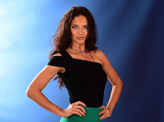 At No. 2 is fellow Brazilian model Adriana Lima with $10.5 million.