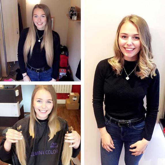 As transformações mais incríveis de cortes de cabelo