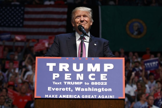 Donald Trump To Give Highly Anticipated Immigration Speech In Arizona