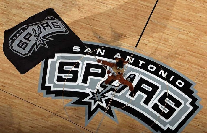 Tim Derk '79 was the original Coyote for the San Antonio Spurs and made his first appearance in 1989. After 21 years of establishing the energetic personality we all know, Derk now has the role as manager of mascot development for Spurs Sports and Entertainment.