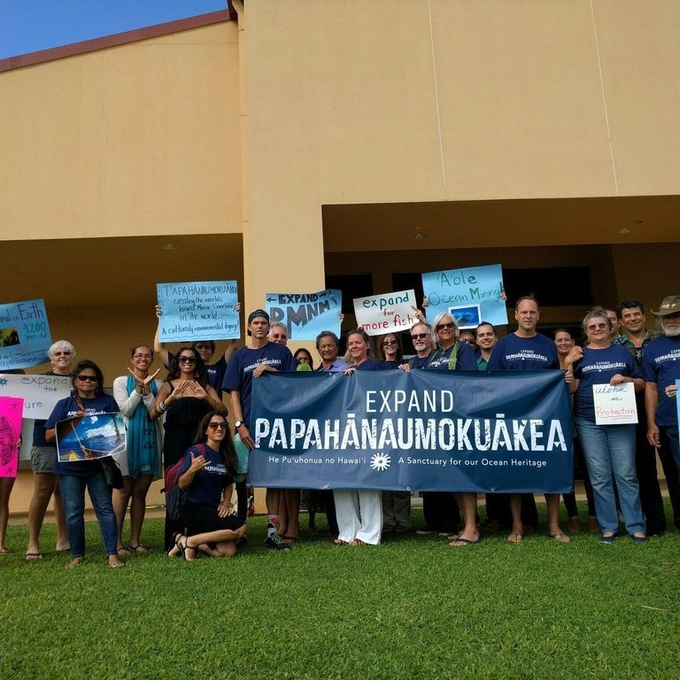 Public meeting on Kauai