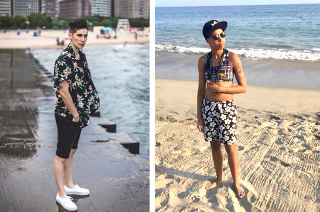 12 Beach Outfit Ideas That Are Perfect If Youre Not Into Bikinis