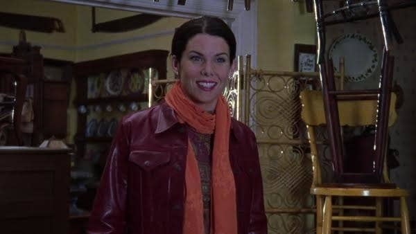 b63052510793 The Lorelai in my head has since looked back on this photo and realized the  utter