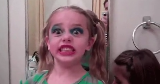 14 Beauty Horror Stories That Prove Kids Should Be Banned From