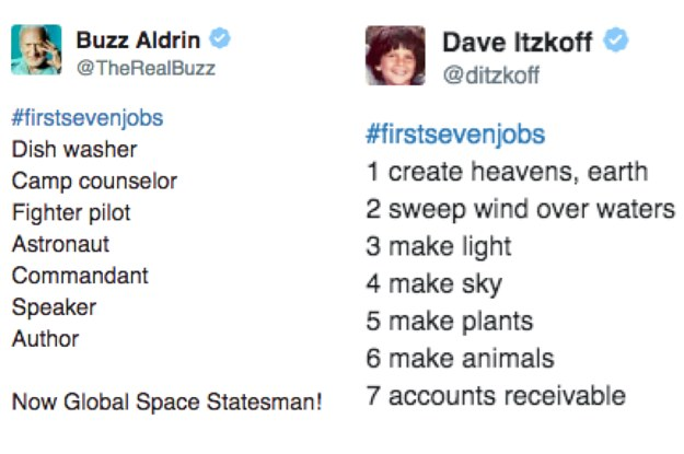 Successful People Tweeted About Their First Jobs And It