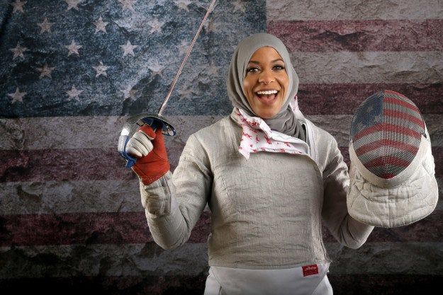 Muhammad is ranked eighth in the world, and she was a three-time NCAA All-American at Duke University.