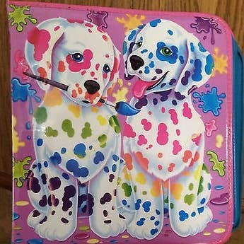 If You Were Super Cool In The 90s Probably Begged Your Mom For A Really Lisa Frank Trapper Keeper