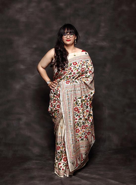 Mona Joshi, 26, celebrity manager