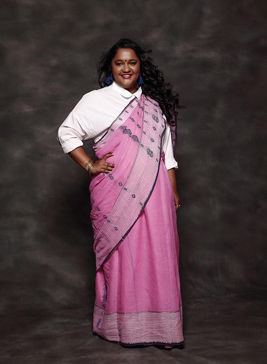 Nivedita Ravishankar, 30, advertising executive