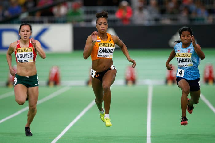 52ae540a6b4 These Women Athletes Were Barred From Competing Because They Weren t ...