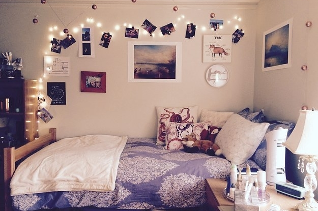 14 amazingly decorated dorm rooms that just might blow for Buzzfeed room decor quiz