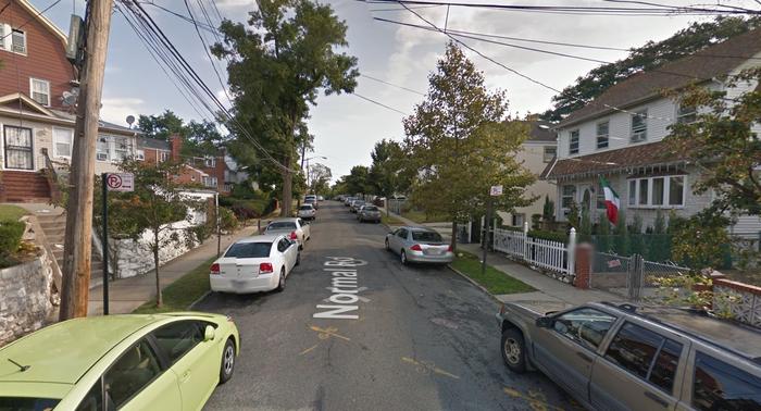 The neighborhood where the stabbing took place.