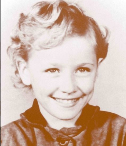 Speaking of adorable, check out Dolly Parton as a little kid (too cute).